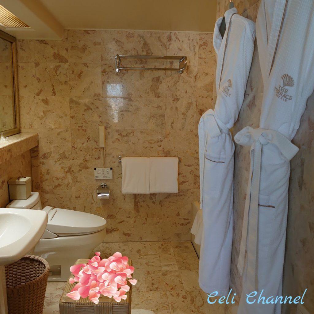 Naha terrace  Bathroom